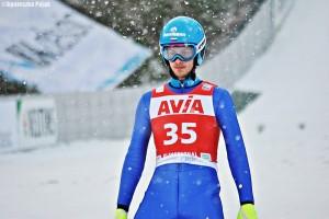Первенство мира среди мастеров по прыжкам на лыжах с трамплина