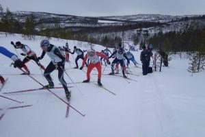 Мурманский лыжный марафон от Vitzhen