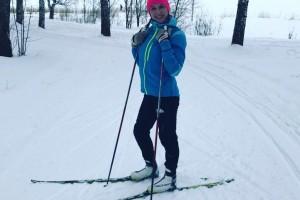 Польза лыжных прогулок и как выбрать костюм