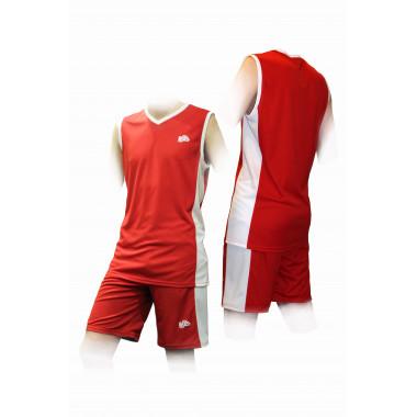 Красная баскетбольная форма (костюм)