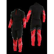 """Гоночный лыжный костюм  """"Красный Шер"""""""
