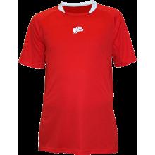 Спортивная футболка с рукавом (красная)