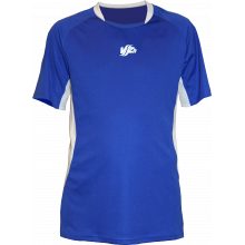 Спортивная футболка с рукавом (синяя)