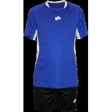Синяя футбольная форма (костюм)