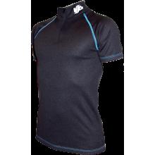 Фитнес-рубашка (черная)