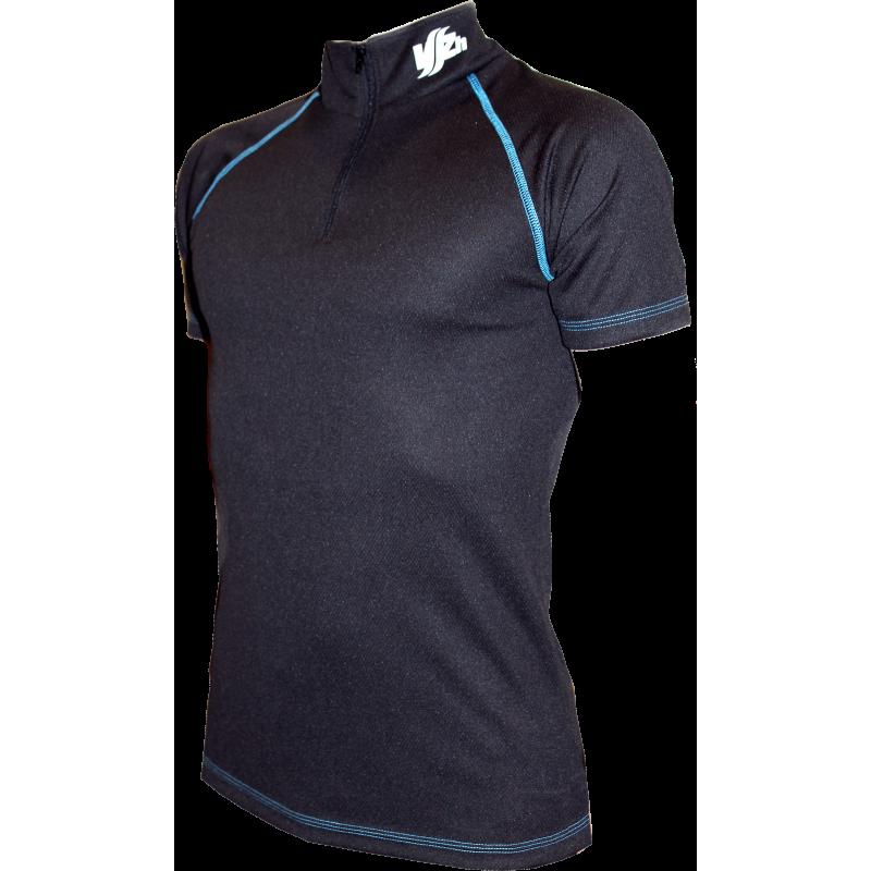 d7cb1919cd2 Купить черную рубашку для фитнеса с доставкой в СПб и России