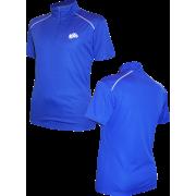 Фитнес-рубашка  (синяя)