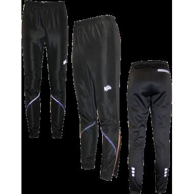 Разминочные летние брюки (с молнией)
