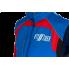 Жилет спортивный Виндстоппер на сетке (синий)