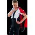"""Детский разминочный лыжный костюм """"Профи-Юниор"""" (красный)"""
