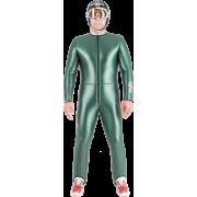 Комбинезон для прыжков на лыжах с трамплина
