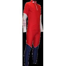 Гоночный лыжный костюм (с орнаментом)
