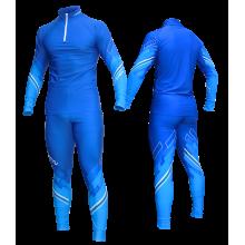 """Гоночный лыжный костюм  """"Синий Ветер"""""""