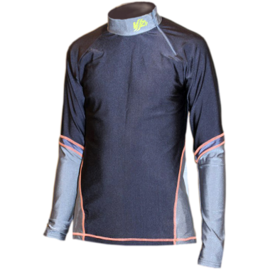 Гоночный лыжный костюм (серый)